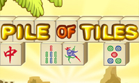 Online free browser game: Pile of Tiles