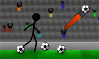 Play Stickman Soccer 2