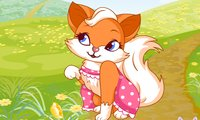 Online free browser game: Summer Fox