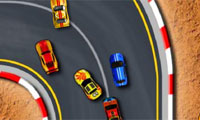 Online free browser game: Extreme Rally