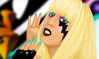 Play Lady Gaga Makeover