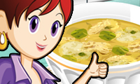 Online free browser game: Chicken & Pastry: Sara\\\'s Cooking Class