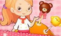 Online free browser game: My Lovely Cake Pop