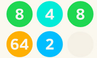 Online free browser game: 2048