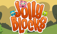 Online free browser game: Jolly blocks