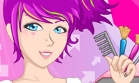 Online free browser game: Beauty Me Up