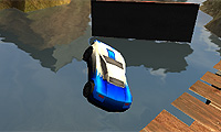 Online free browser game: Crash Drive 3D