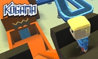 Online free browser game: Kogama: Amusement Park