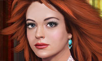 Lindsay Lohan Make Up