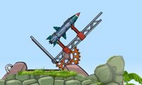 Online free browser game: Missile Mania