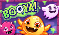 Online free browser game: Booya