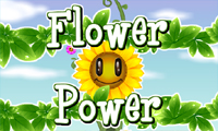 Online free browser game: Flower Power