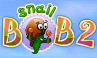 Online free browser game: Snail Bob 2 HTML5