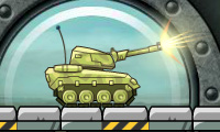 Online free browser game: Tank travel