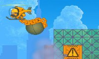 Online free browser game: Rubble Trouble: New York