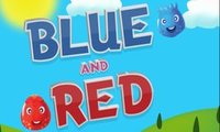 Online free browser game: Blue and Red