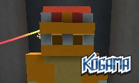 Online free browser game: Super Mario Kogama World