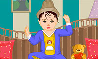 Online free browser game: Crib Styling
