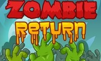 Online free browser game: Zombie Return