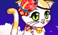 Online free browser game: Persian Cat