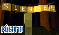 Online free browser game: Kogama: Slender
