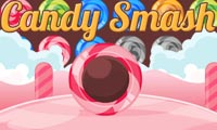 Online free browser game: Candy Smash