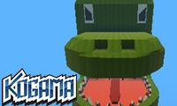 Online free browser game: Kogama: Adventure in Dino