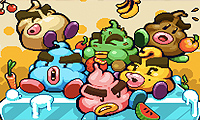 Online free browser game: Bad Ice Cream 3
