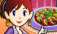Online free browser game: Ratatouille: Sara\\\'s Cooking Class