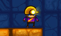 Online free browser game: Cave Diver