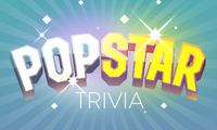 Online free browser game: Popstar Trivia