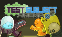 Online free browser game: Test Subject Arena