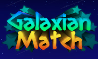 Online free browser game: Galaxian Match