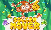 Online free browser game: Soccer Mover 2015