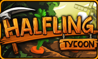 Online free browser game: Halfling Tycoon