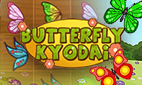 Butterfly Kyodai 2 online game