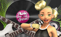 Online free browser game: Avie Pocket: Popstar