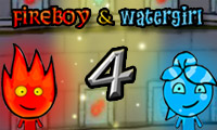 Fireboy & Watergirl 4: Cr…