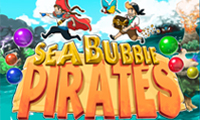 Online free browser game: Sea Bubble Pirates