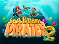Sea Bubble Pirates 2  Game