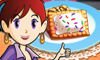 Online free browser game: Mini Pop-Tarts: Sara\\\'s Cooking Class