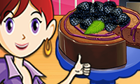 Online free browser game: Berry Cheesecake: Sara\\\'s Cooking Class