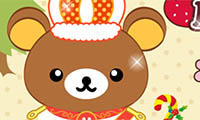Play Rilakkuma Dress Up