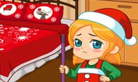 Play Cleaning Christmas Mess