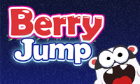 Online free browser game: Berry Jump