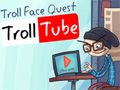 Trollface Quest TrollTube  Game