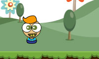 Online free browser game: Pimi Jumpers