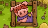 Online free browser game: Farmer Quest