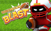 Online free browser game: Touchdown Blast
