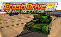Crash Drive 2: Tank Battl…
